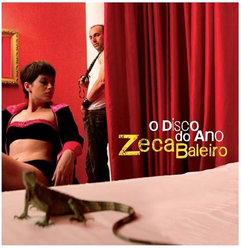LP ZECA BALEIRO - O DISCO DO ANO