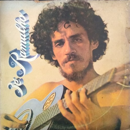 LP Zé Ramalho – S/T (1978) (Vinil usado)