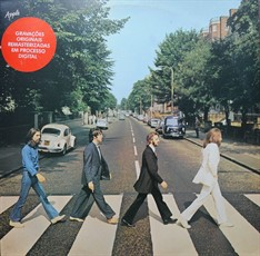LP The Beatles – Abbey Road (1969) (Vinil usado)