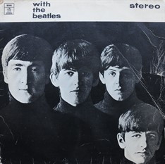 LP The Beatles – With The Beatles (1963) (Vinil usado)