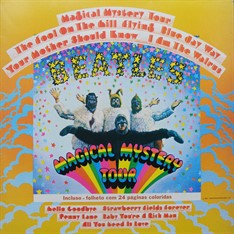 LP The Beatles – Magical Mystery Tour (1967) (Vinul usado)