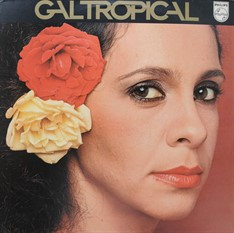 LP Gal Costa – Tropical (1979) (Vinil usado)