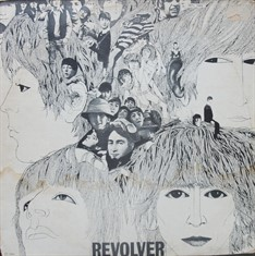 LP The Beatles – Revolver (1966) (Vinil usado)