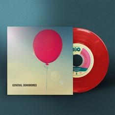 Compacto General Bonimores - Dia Feliz (2013) (45 rpm)