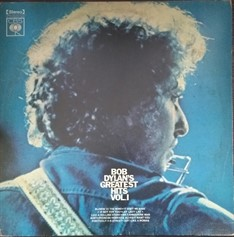 LP Bob Dylan's Greatest Hits Vol. 1 (1975) (Vinil usado)