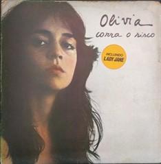 LP Olivia – Corra o Risco (1978) (Vinil usado)