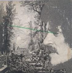 LP Zé Ramalho - A Força Verde (1982) (Vinil usado)