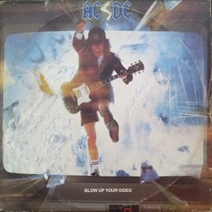 LP AC/DC - Blow Up Your Video (1988) (Vinil usado)
