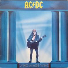 LP AC/DC – Who Made Who (1986) (Vinil usado)