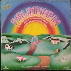 LP Vários - Pirlimpimpim (1982) (Vinil usado)