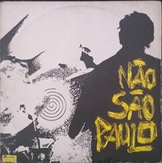 LP Vários - Não São Paulo (1986) (Vinil usado)