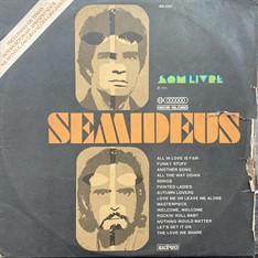 LP Vários - Trilha Sonora - O Semideus (Internacional) (1973) (Vinil usado)