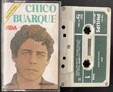 Fita K7 Chico Buarque - Vida (Usada)