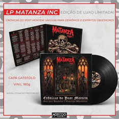 LP Matanza Inc - Crônicas do Post Mortem