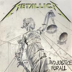 LP Metallica - ...And Justice for All (Duplo/Importado)