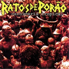 CD RATOS DE PORÃO - CARNICERIA TROPICAL