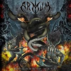 CD Armum - Demons of Hate