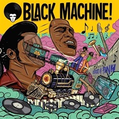 LP BLACK MACHINE - RESPEITE O FUNK