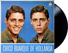 LP Chico Buarque de Hollanda (1966)