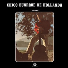 LP CHICO BUARQUE DE HOLLANDA - VOLUME 2 (1967)