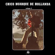 LP CHICO BUARQUE DE HOLLANDA - VOLUME 2 (1967)