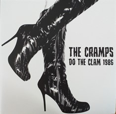 LP The Cramps - Do the Clam 1986 (Duplo/Importado/Lacrado)