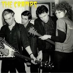 LP THE CRAMPS - LIVE AT KEYSTONE CLUB 1979 - FM BROADCAST (Novo/Importado)