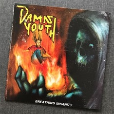 LP - Damn Youth - Breathing Insanity