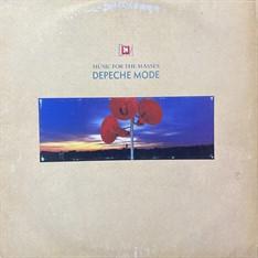 LP Depeche Mode – Music For The Masses (1987) (Vinil Usado)