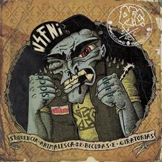 DFC - Sequência Animalesca de Bicudas e Giratórias - LP
