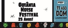 Ingresso Noise – DOMINGO, 11/8 (INTEIRA)