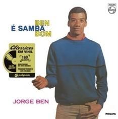 LP JORGE BEN - BEN É SAMBA BOM