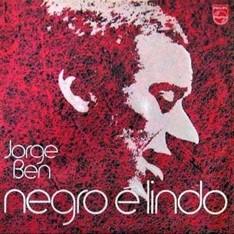 LP JORGE BEN - NEGRO É LINDO (180 GRAMAS)