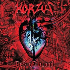 Korzus – Ties Of Blood (CD)
