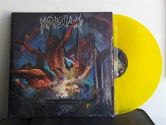 Krisiun - Scourge of The Enthroned (LP - AMARELO)