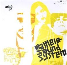"""EP MAMELO SOUND SYSTEM - URBÁLIA (VINIL COLORIDO DUPLO 10"""")"""