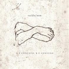 LP RUIDO/MM - A É CÔNCAVO, B É CONVEXO (NOVO/LACRADO)