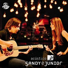 LP SANDY & JUNIOR - ACÚSTICO MTV (2007) LP DUPLO