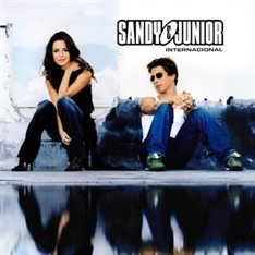 LP SANDY & JUNIOR - INTERNACIONAL (DUPLO)
