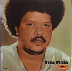 LP TIM MAIA - TIM MAIA (1971) (VINIL 180 GRAMAS)