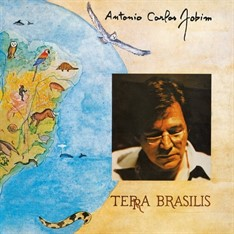 LP TOM JOBIM - TERRA BRASILIS (VINIL DUPLO) (NOVO/LACRADO)