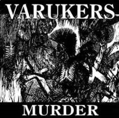 CD VARUKERS - MURDER