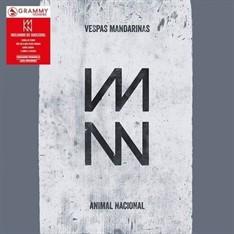 LP VESPAS MANDARINAS - ANIMAL NACIONAL