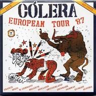 Cólera – Europe Tour 87