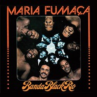 LP BANDA BLACK RIO - MARIA FUMAÇA (NOVO/LACRADO)