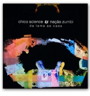 LP CHICO SCIENCE & NAÇÃO ZUMBI - DA LAMA AO CAOS