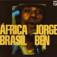 LP JORGE BEN - ÁFRICA BRASIL (180 GRAMAS, NOVO/LACRADO)