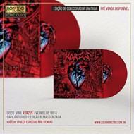 LP Korzus - Ties of Blood (vinil vermelho)