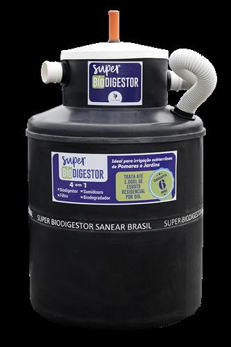 Super Biodigestor Sanear Brasil