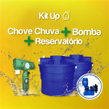 Kit Up Chove Chuva